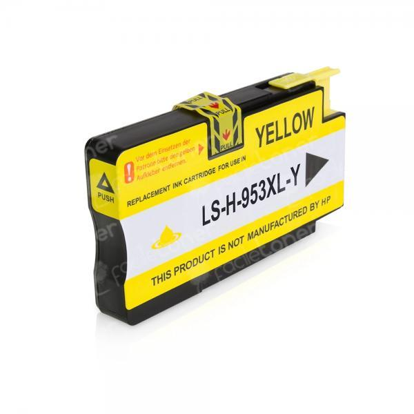 Cartuccia Comp. con HP 953XL Yellow