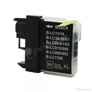 Cartuccia Comp. con BROTHER LC980 LC-1100 BK