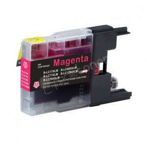 Cartuccia Comp. con BROTHER LC1240XL LC1280XL Magenta