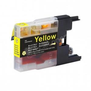 Cartuccia Comp. con BROTHER LC1240XL LC1280XL Yellow