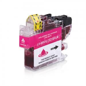 Cartuccia Comp. con BROTHER LC3210XL LC3219 XL Magenta