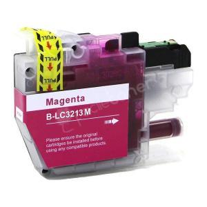 Cartuccia Comp. con BROTHER LC3213XL Magenta