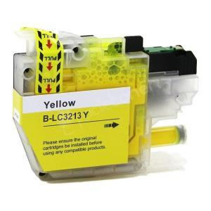 Cartuccia Comp. con BROTHER LC3213XL Yellow