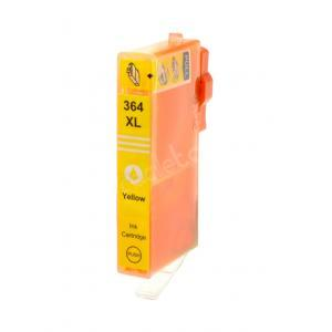 Cartuccia Comp. con HP 364 XL Yellow chip