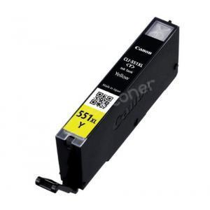 Cartuccia Comp. con CANON CLI 551 XL Yellow